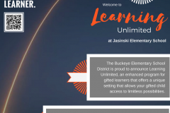 Learning Unlimited is Coming!
